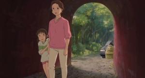 Spirited Away 03 Chihiro Sen mother