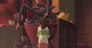 Spirited Away 07 Chihiro Sen Kamaji