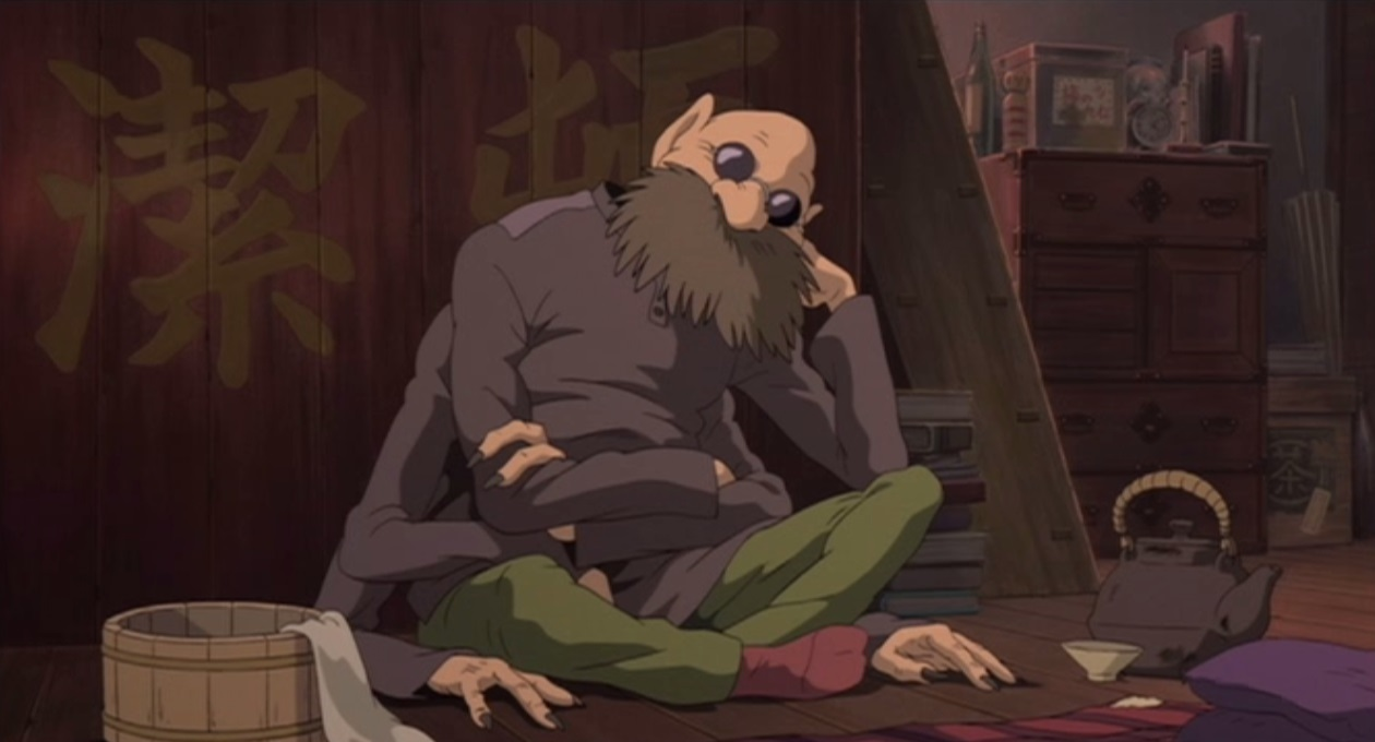 a review of the story of spirited away 12092003 there is just so much going on in this story that it's impossible to sum up  spirited away is the result of organic, non-gm animation:.