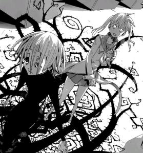 Soul Eater manga volumes 21_22 (6) Crona Maka