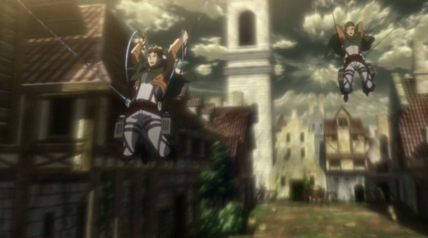 Attack on Titan Part 02 03