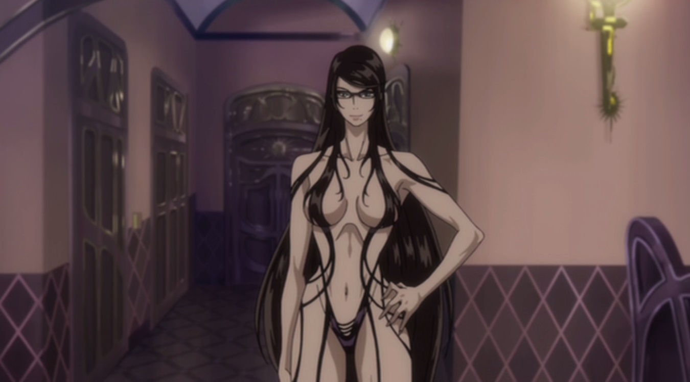 nude scenes in the witchblade