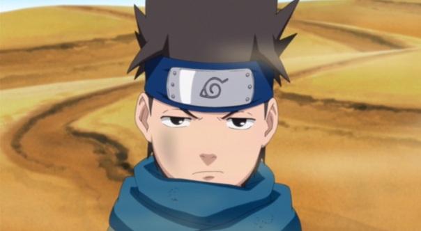 Naruto Shippuden Movie 05 Blood Prison 12 Konohamaru Chunin Exam on Fire