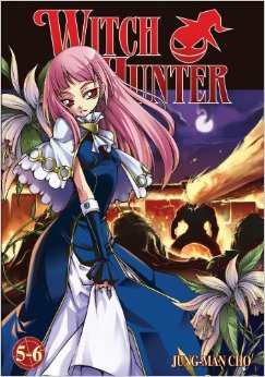 Witch Hunter manhwa volumes 05-06