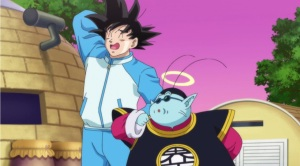 Dragon Ball Z- Battle of the Gods 01