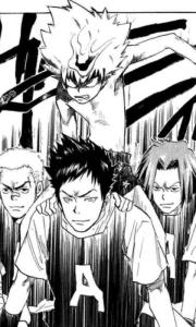 Katekyo Hitman Reborn! manga Volumes 03_04 (2)