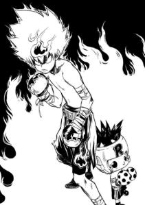 Katekyo Hitman Reborn! volumes 1_2 (15)