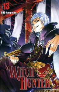 Witch Hunter manhwa Volumes 13-14 cover 13