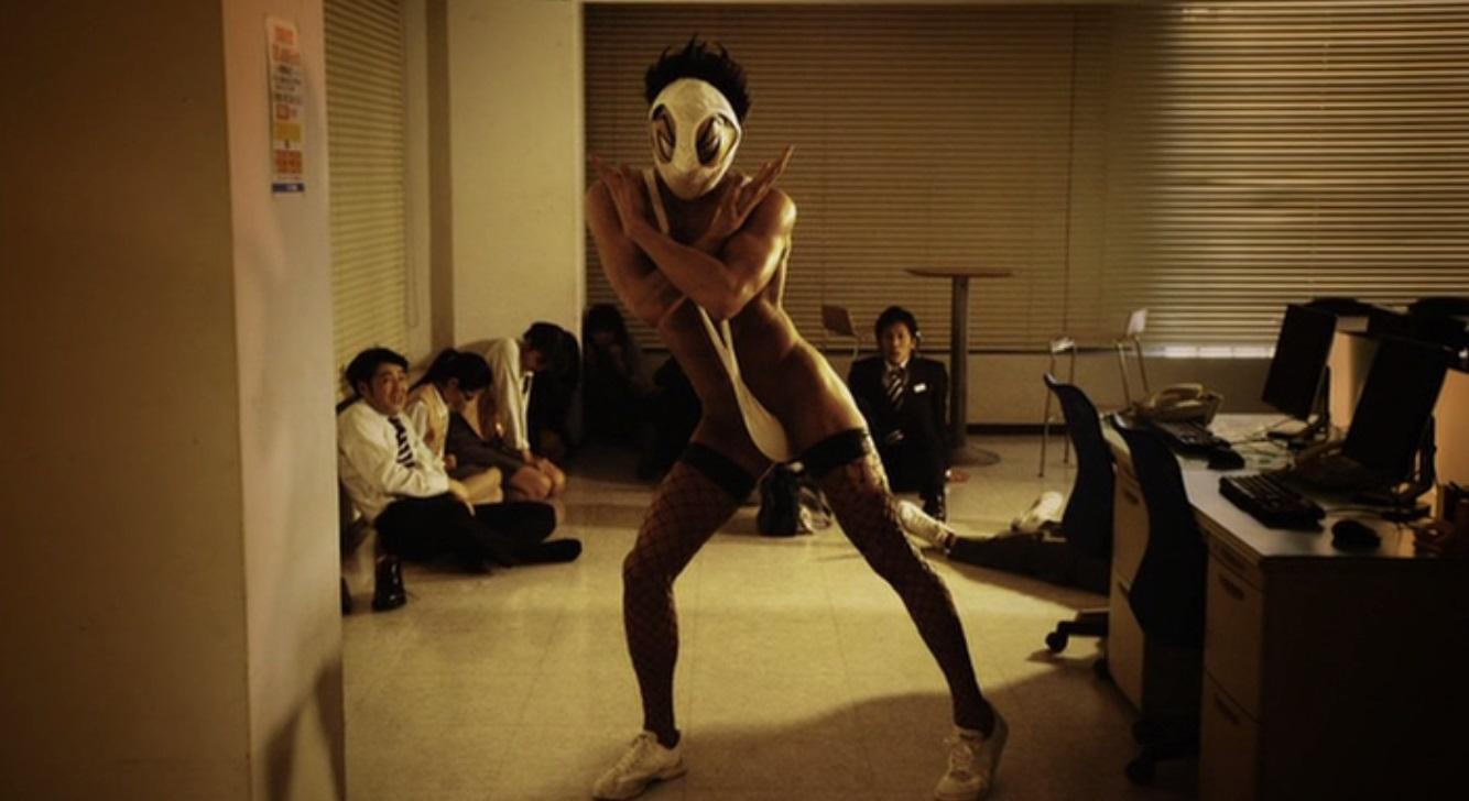 Gennemgå Hentai Kamen live action film Ældre indhold-3217