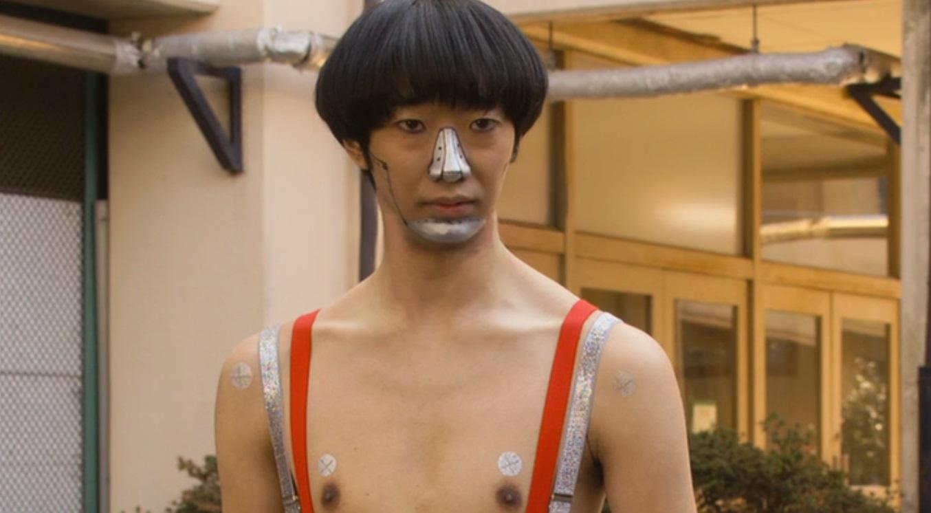 Gennemgå Hentai Kamen live action film Ældre indhold-8085