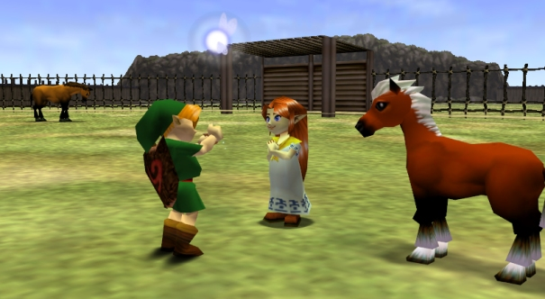 The 3DS version is undeniably better rendered, but this game will always be soemthing beautiful to me.