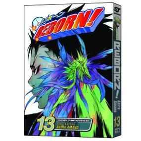 Katekyo Hitman Reborn manga 13
