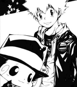 Katekyo Hitman Reborn! manga Volumes 09_10 (16)