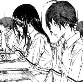 Image result for bakuman manga