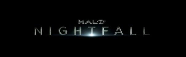 Halo Nightfall 00 title screen