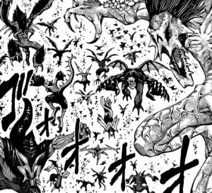 Toriko manga volume 26 (2)