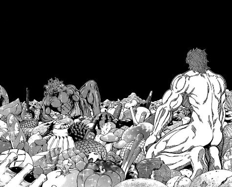 Toriko manga volume 26 (7)