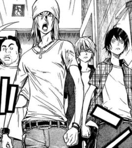 Bakuman manga Volume 04 (3)