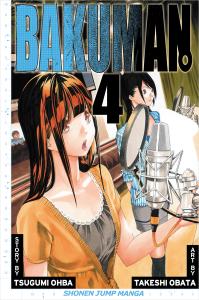 Bakuman manga Volume 04