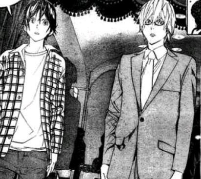Bakuman manga Volume 05 (2)