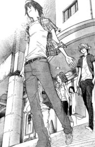 Bakuman manga Volume 06 (7)