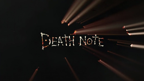 Death Note Live Action 00 Title Screen