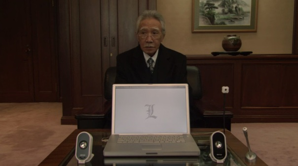 Death Note Live Action 04 L Watari