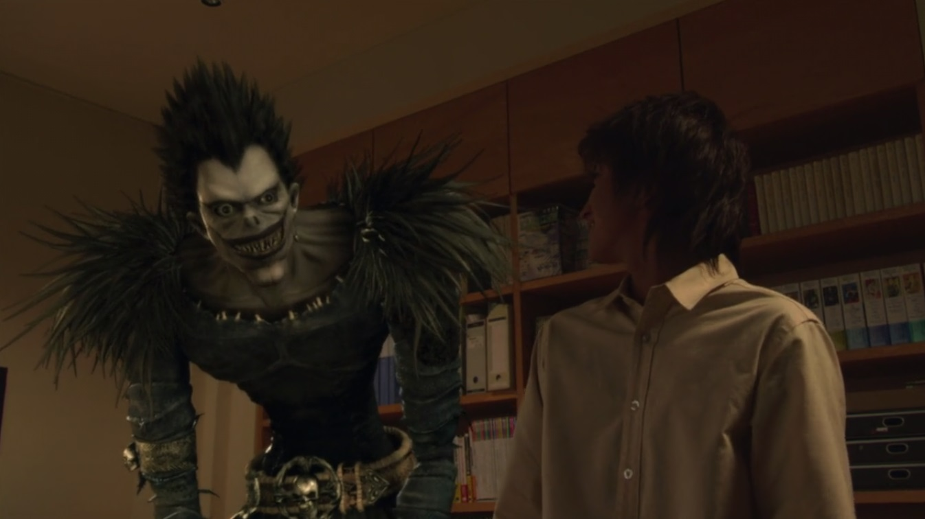 Review Death Note Live Action Film 2006 Anime Reporter