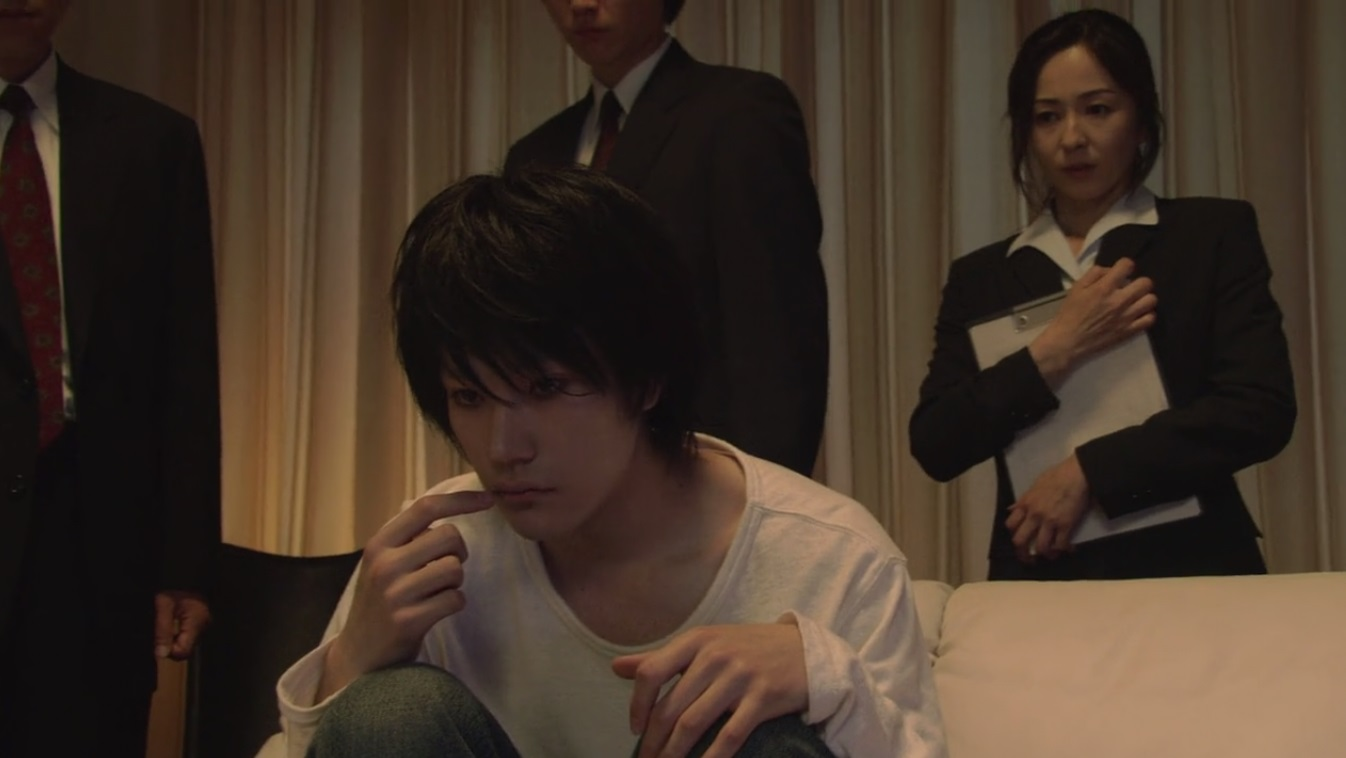 Review- Death Note live action film (2006) | Anime Reporter