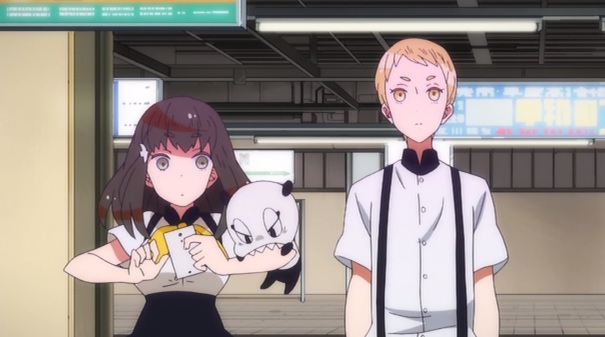 Gatchaman Crowds 04