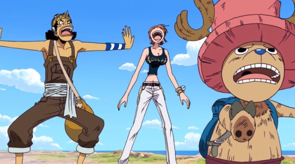 One Piece Collection 09 11