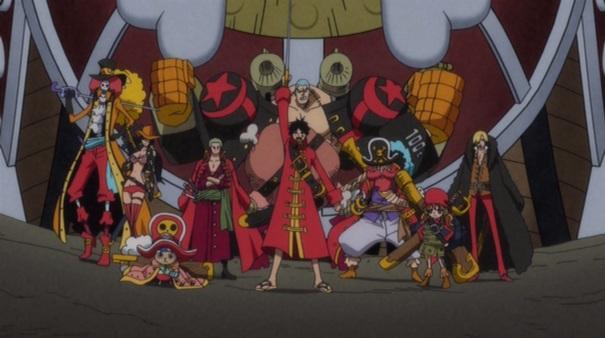 One Piece Film Z 08