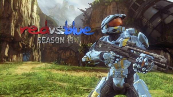 Red Vs Blue Season 11 00 Title Screen