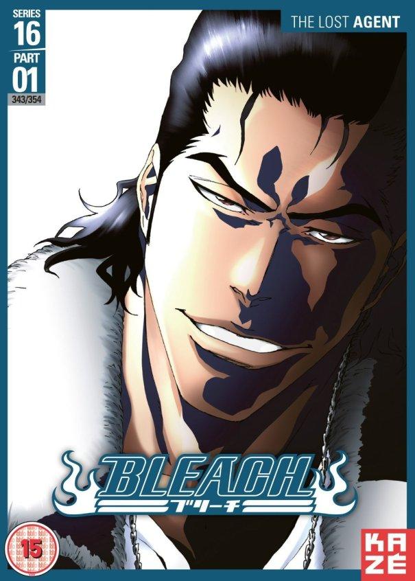 Bleach Series 16 Part 01