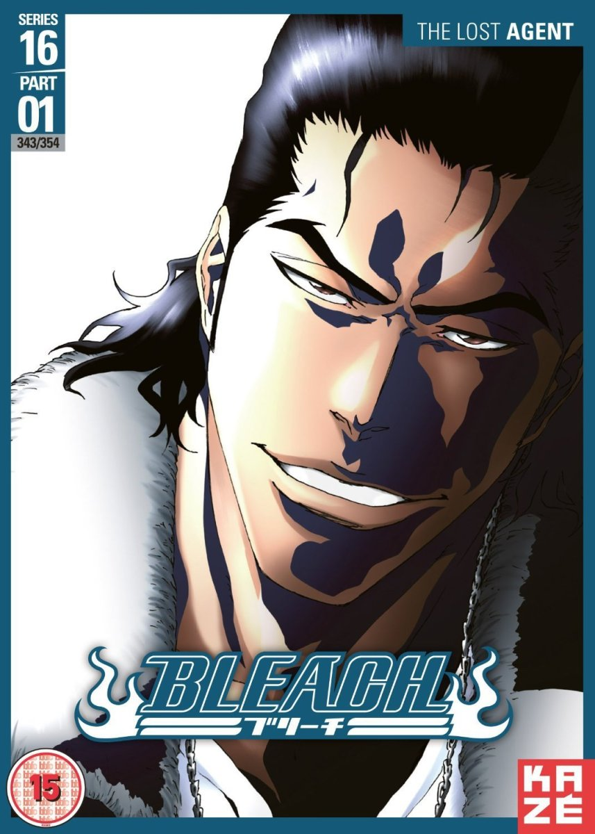 Review- Bleach Season 16 (The Lost Agent Arc) Part 01