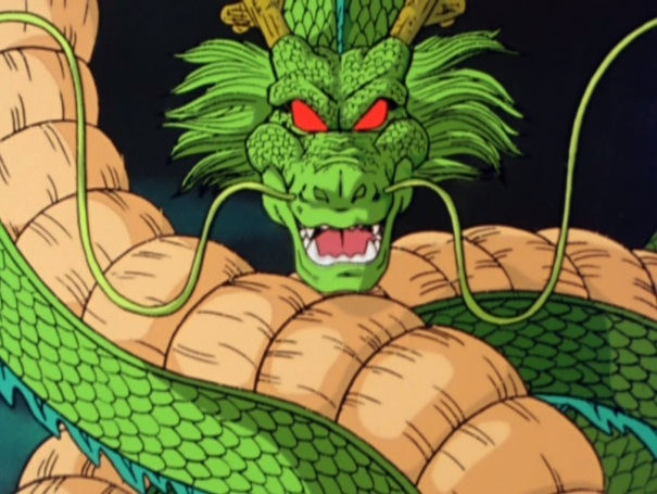 Dragon Ball Z Kai Season 01 02 Shenron