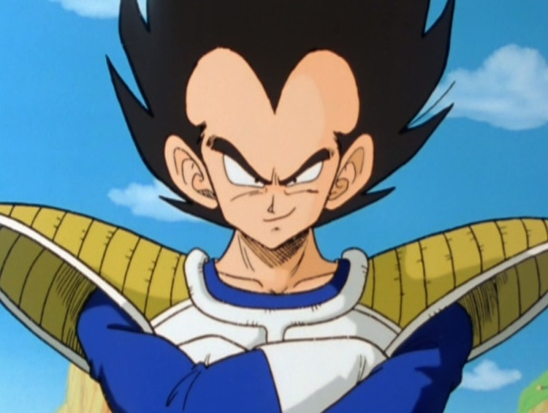 Dragon Ball Z Kai Season 01 05 Vegeta