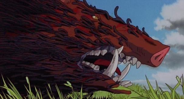 Princess Mononoke 02