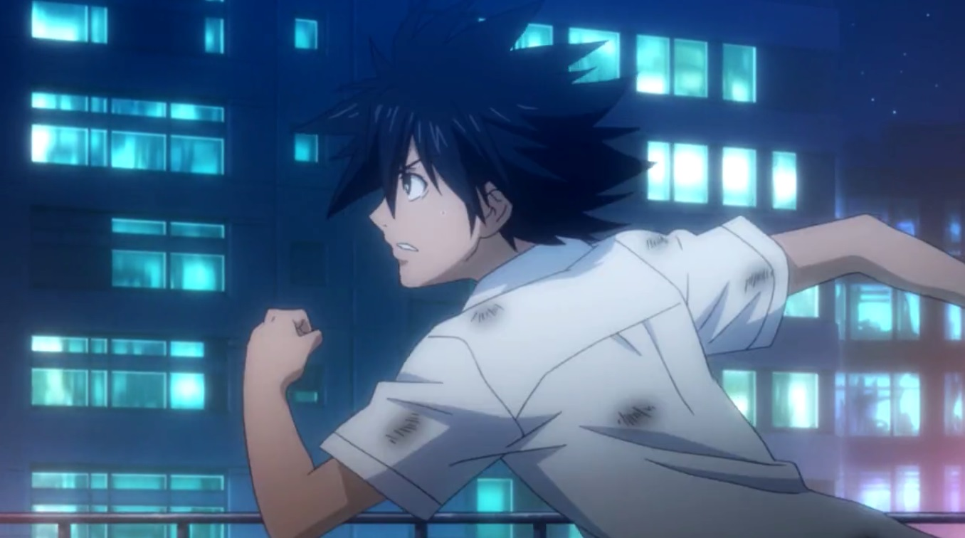 Review a certain magical index season 01 anime reporter