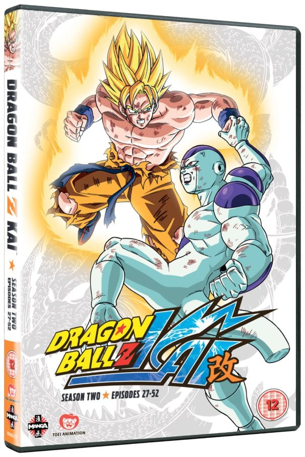 Dragon Ball Kai Season 02 DVD