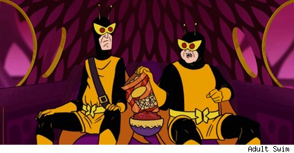 Venture Bros Hench