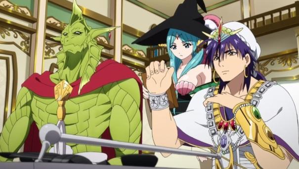 Magi- Season 02- the Kingdom of Magic- Part 01 00