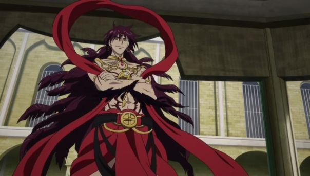 Magi- Season 02- the Kingdom of Magic- Part 01 02