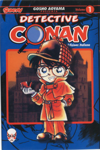 Detective Conan Volume 01